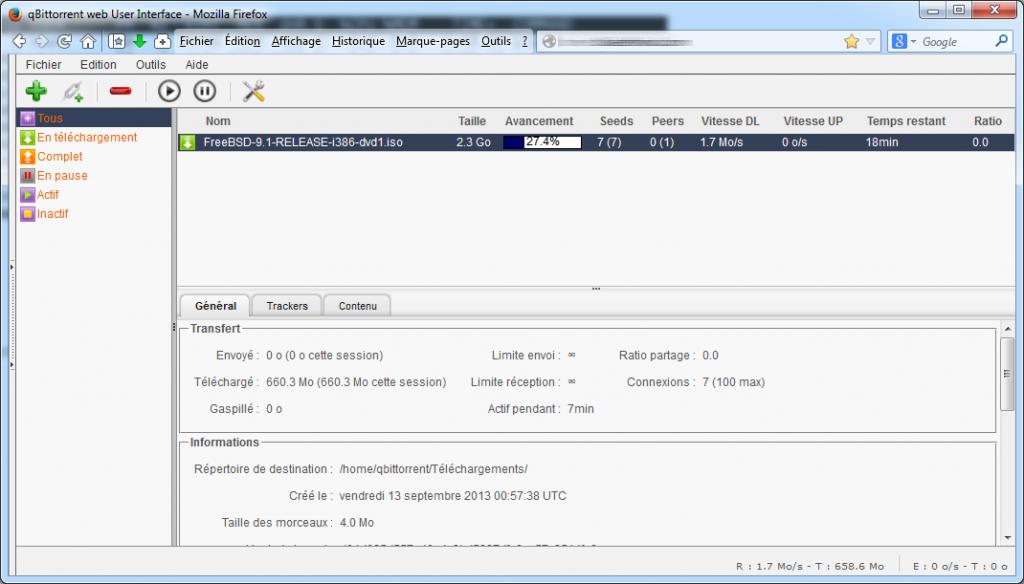 installation de graphite web ubuntu